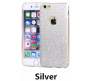 iphone 6 Diamond flash Glitter Case (Silver)