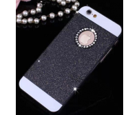 Bling Logo Window Luxury Cover (Black)